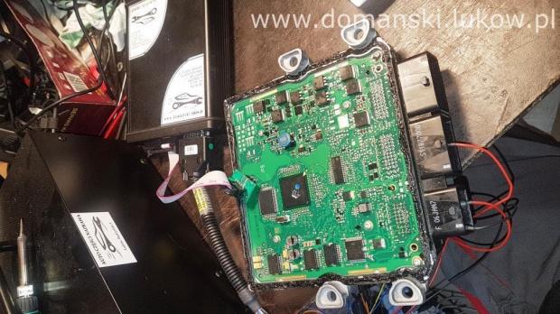 Chip Tuning Domański Łuków Radzyńska 4 Podnoszenie Podwyższanie mocy silników